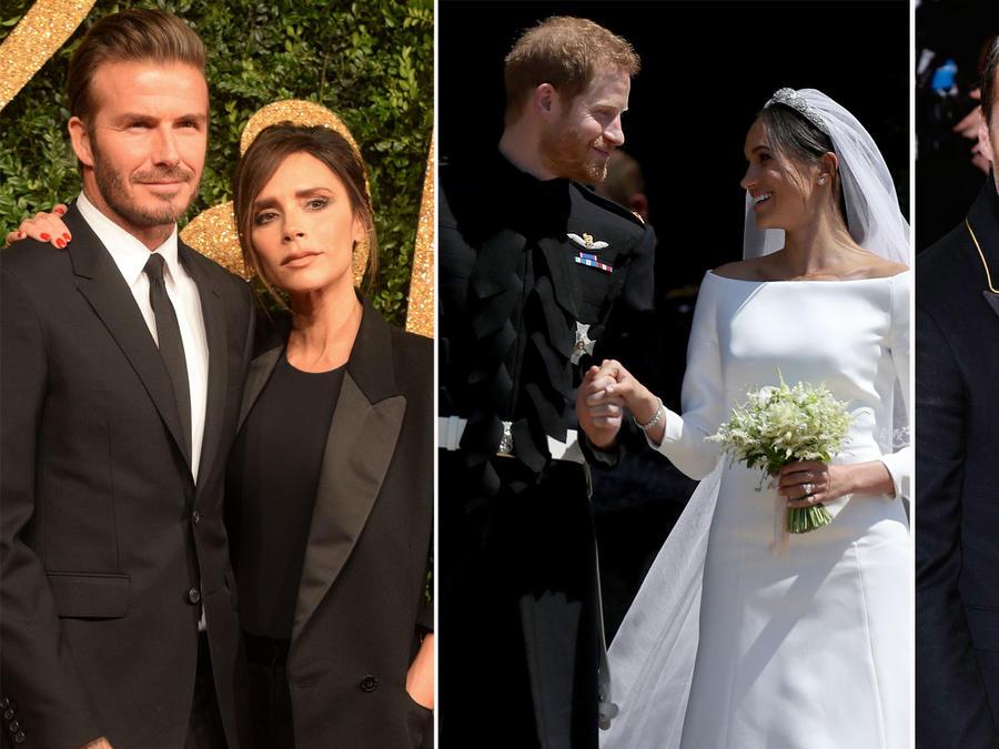 Collage parejas famosas
