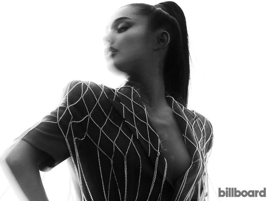 Ariana Grande Billboard cover shoot
