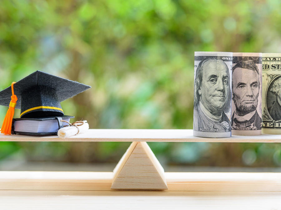 Equilibrio estudio-gastos