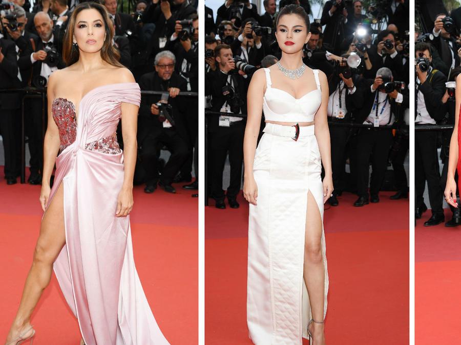 Alessandra Ambrosio, Selena Gomez y Eva Longoria
