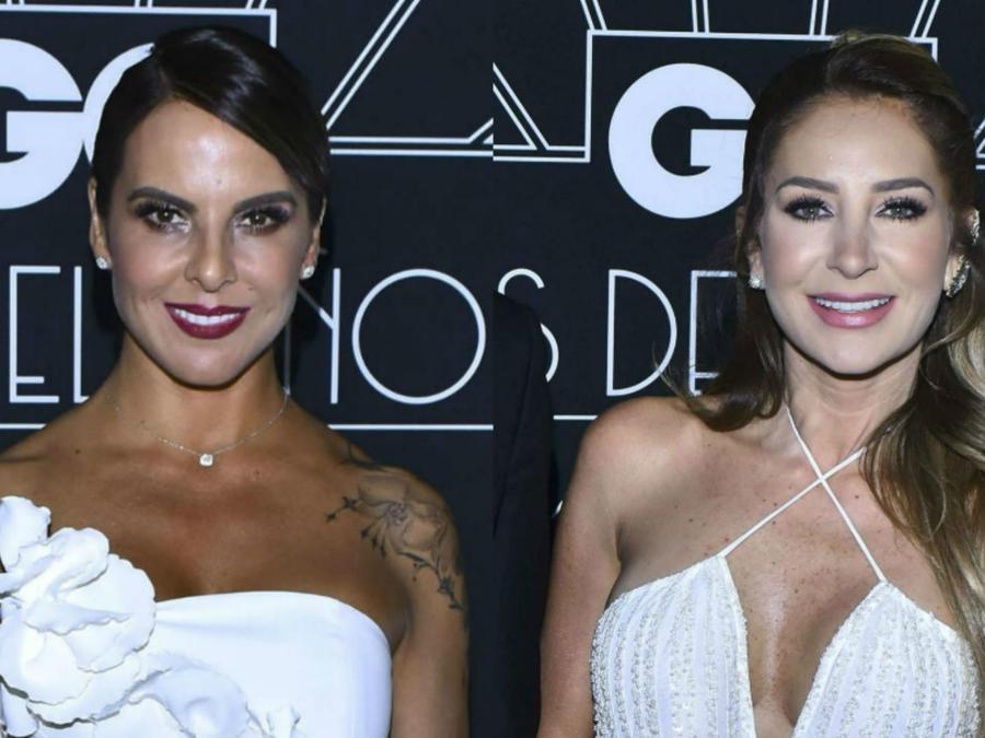 GQ Hombre del año:  Kate del Castillo y Geraldine Bazán