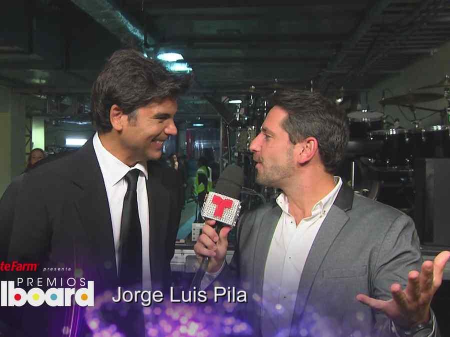 Maxx Guetta entrevista a Jorge Luis pila