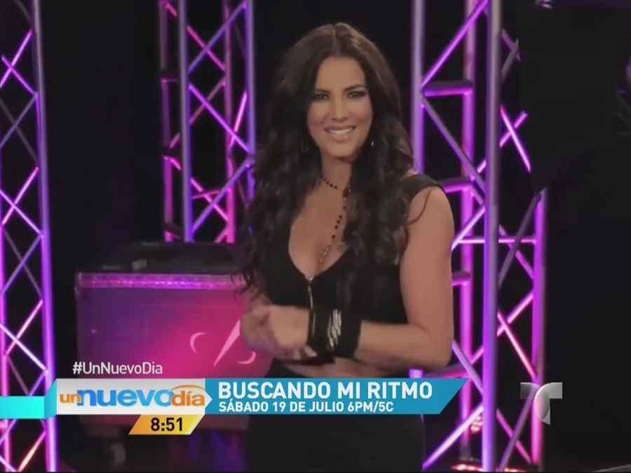 Gaby Espino habla de Premios Tu Mundo