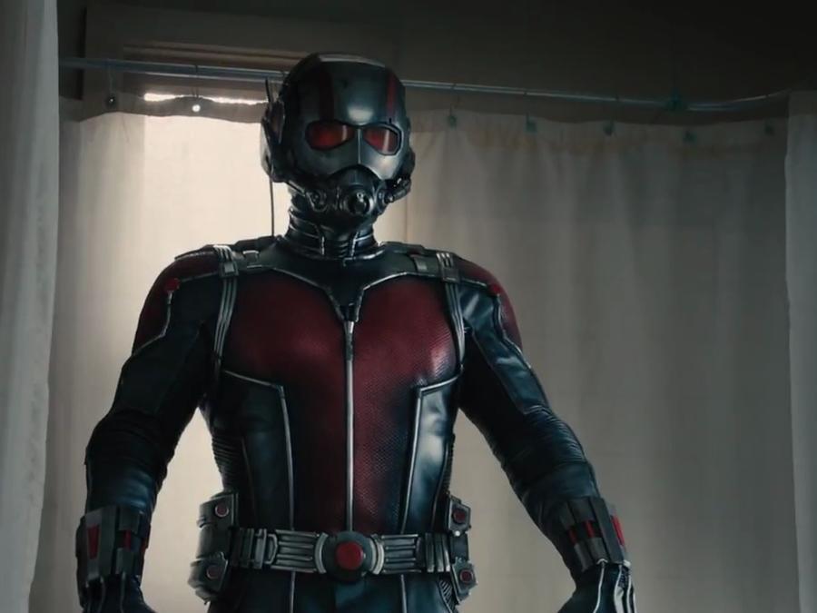 """Tráiler de la película """"Ant-Man""""."""