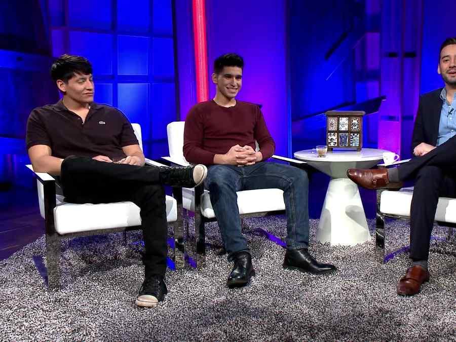"""Entrevista exclusiva con Carlos Pratts y Hector Duran de la película """"McFarland, USA"""""""