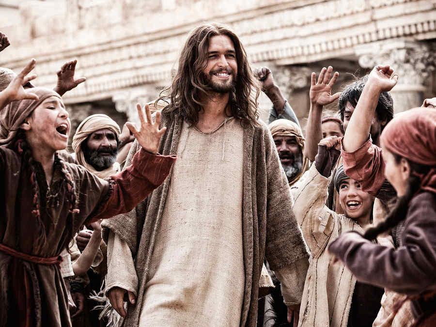Jesus en La Biblia