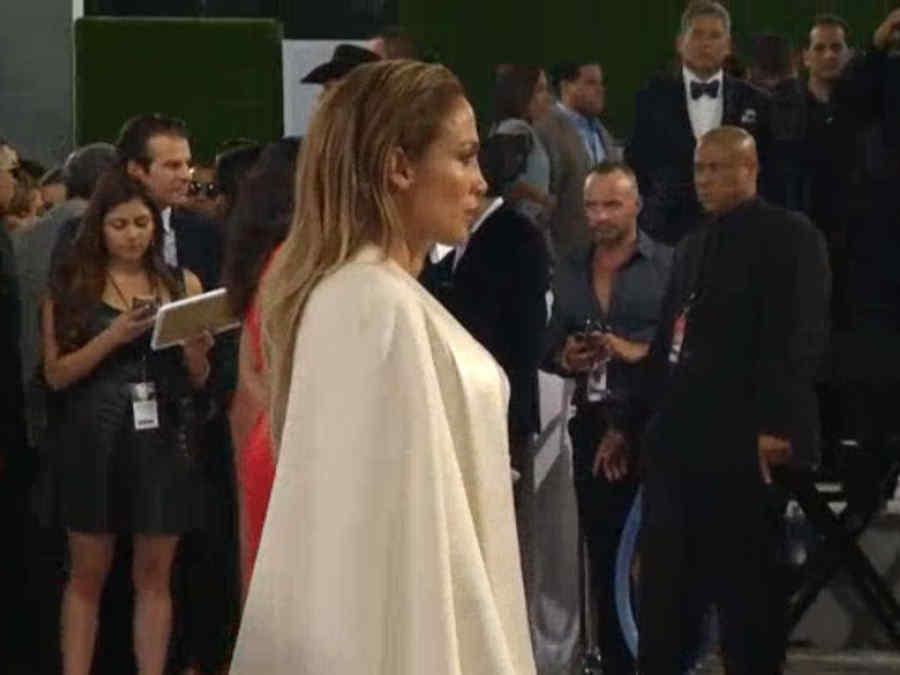 Jennifer Lopez en Premios Billboard 2015