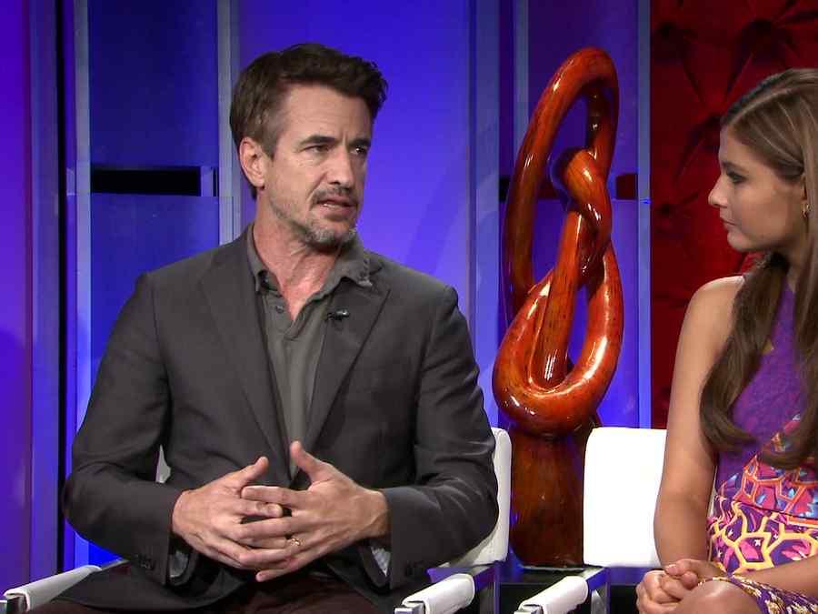 """Entrevista exclusiva con Dermot Mulroney y Stefanie Scott de la película """"Insidious: Chapter 3"""""""