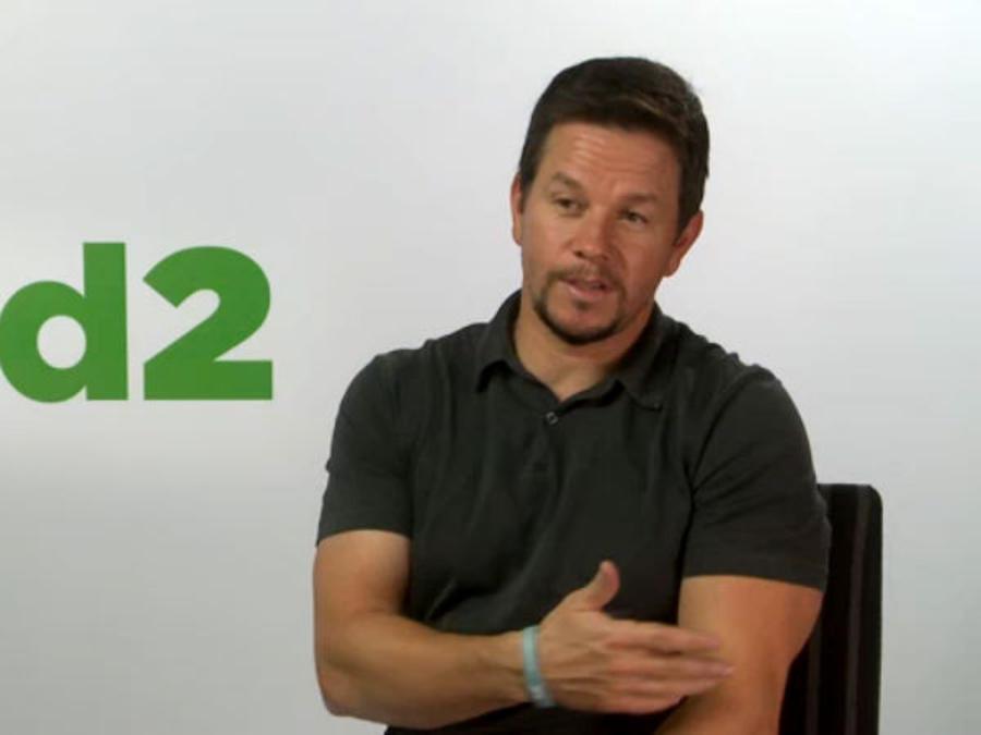 Entrevista exclusiva con Mark Wahlberg