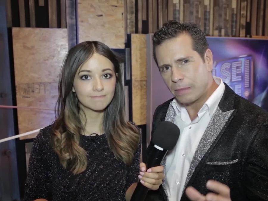Diego Schoening en entrevista con Caeli en el show 1 de Sí Se Puede