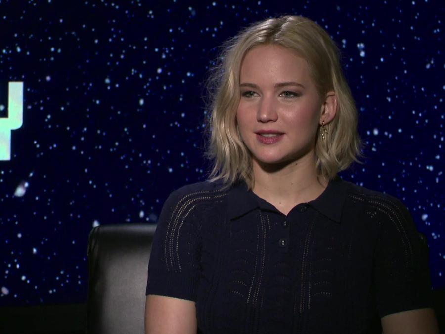 """Jennifer Lawrence en """"Joy""""."""