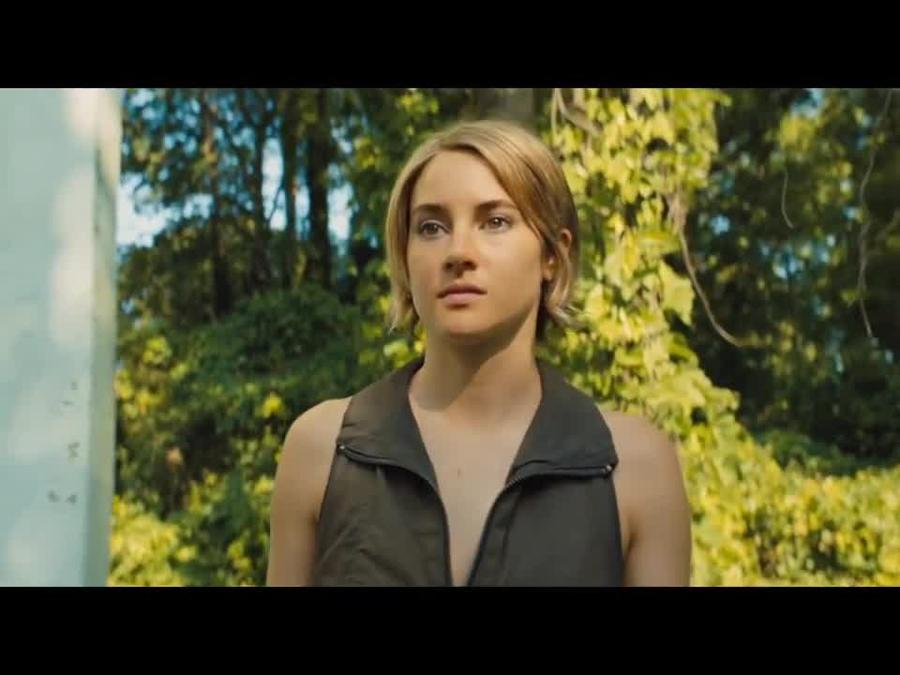 """Nuevo tráiler oficial de la película """"The Divergent Series: Allegiant"""""""