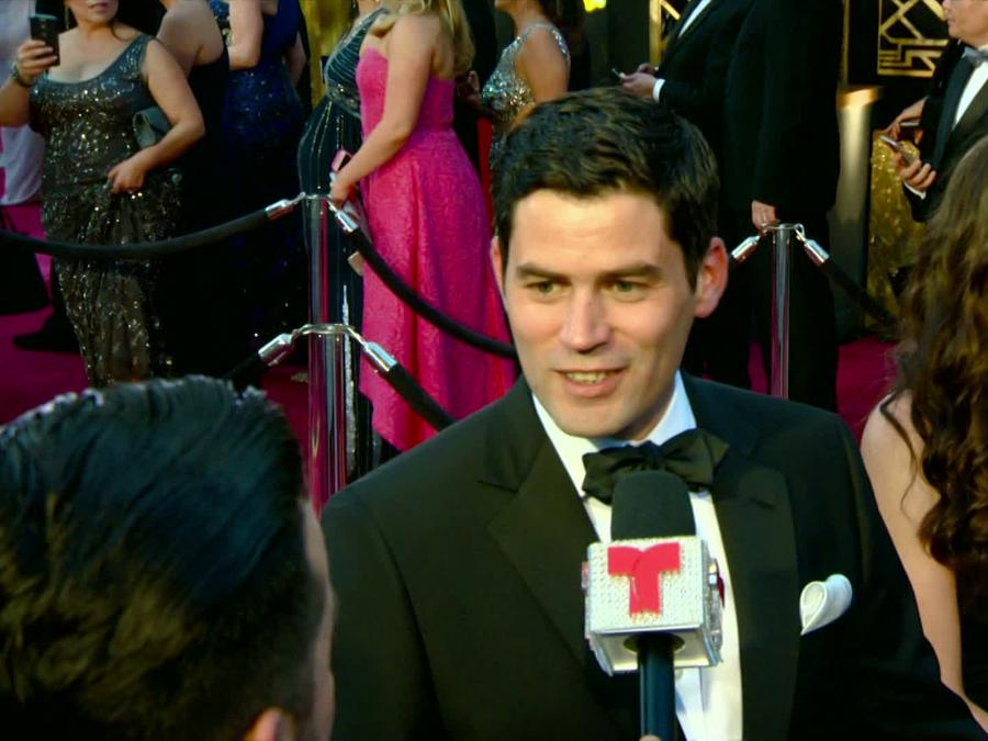 Gabriel Osorio en los Oscars 2016