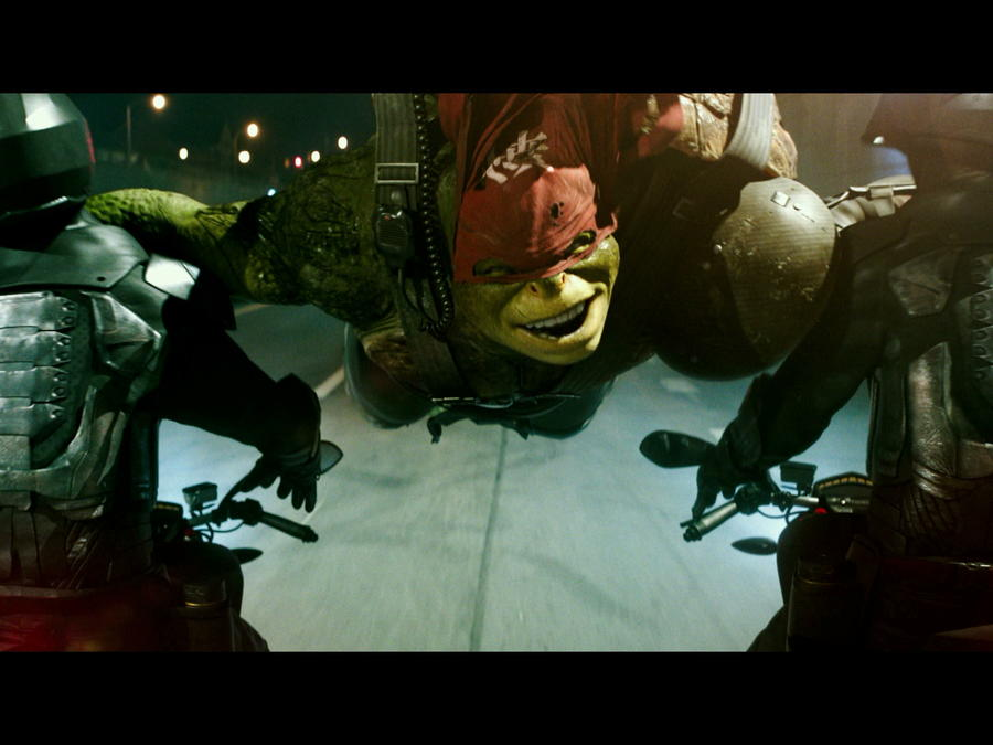 "Clip exclusivo de la película ""Teenage Mutant Ninja Turtles: Out of the Shadows (VIDEO)"