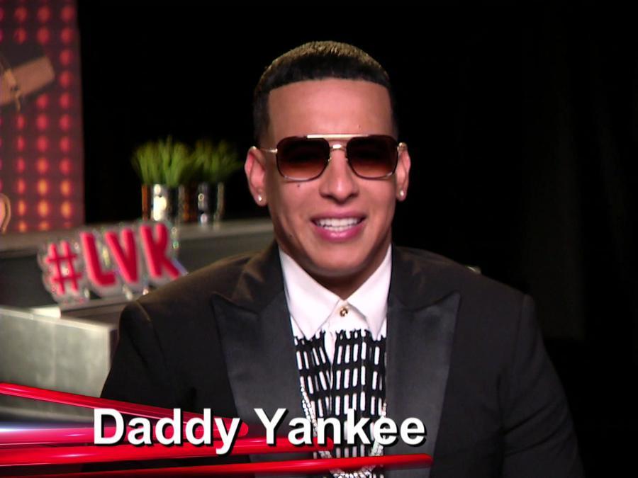 Daddy Yankee en entrevista de la semifinal de La Voz Kids