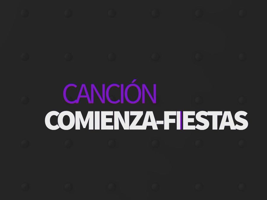Cancion Comienza Fiesta