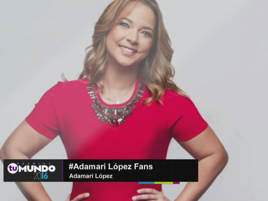 Adamari Lopez Fan Club del Año