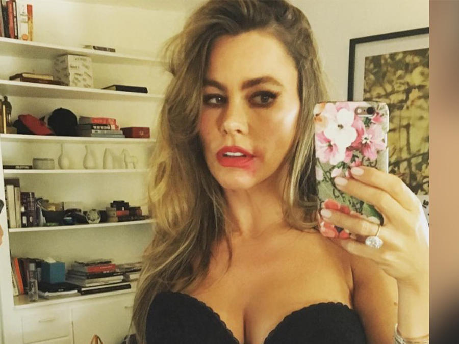 Selfie de Sofía Vergara