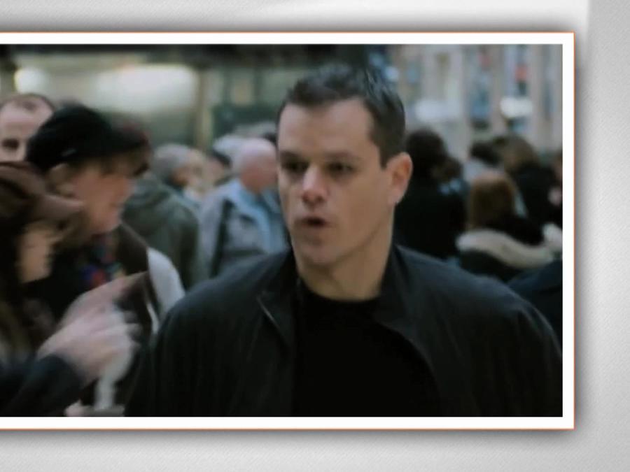 Las escenas más emocionantes de la franquicia de Bourne