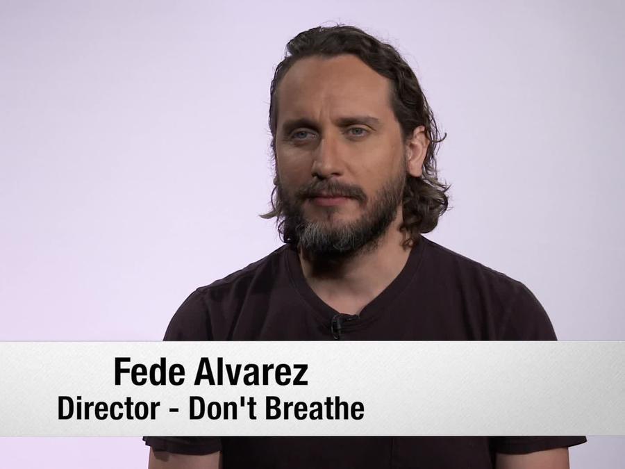 Entrevista con Fede Alvarez
