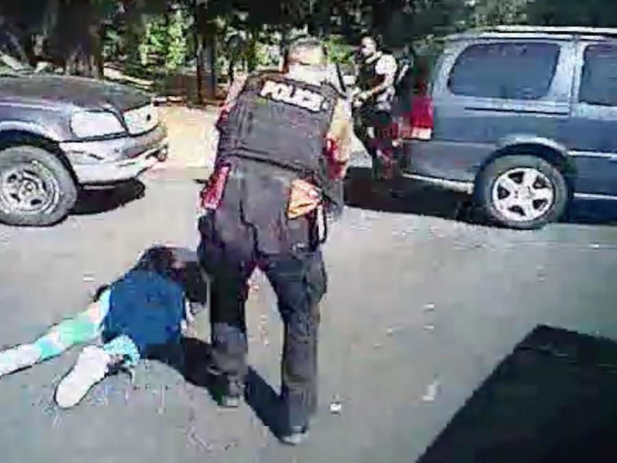 Police Release Videos of Keith Lamont Scott Shooting