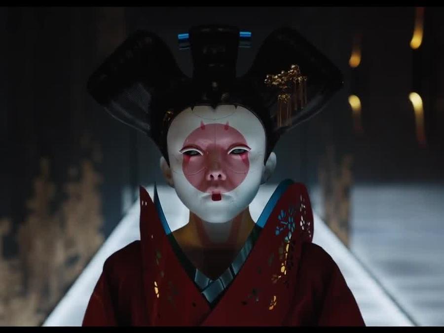 "Primer tráiler oficial de ""Ghost in the Shell"" con Scarlett Johansson"