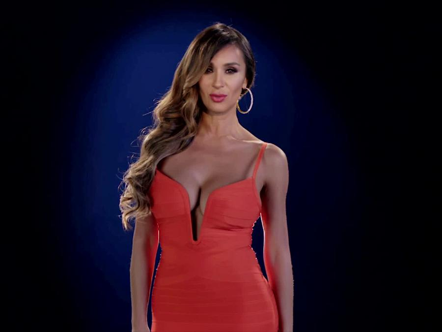 Catherine Siachoque, villana, video