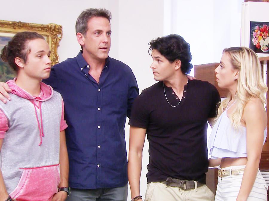 Carlos Ponce, Manuel, contento, Silvana Sin Lana