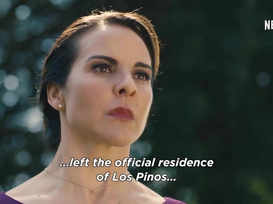 Mira el primer tráiler de Ingobernable con Kate del Castillo