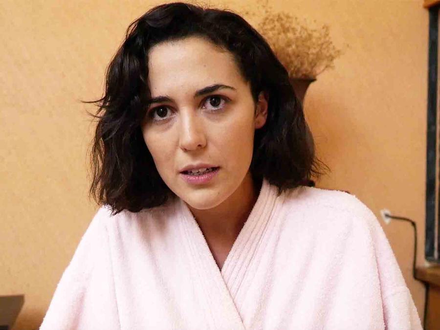 Pilar Santacruz en El Chema