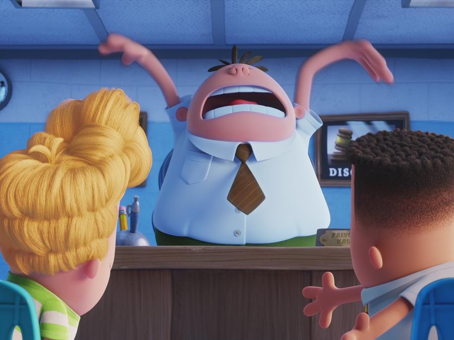 """Mira el tráiler de la película """"Captain Underpants"""""""