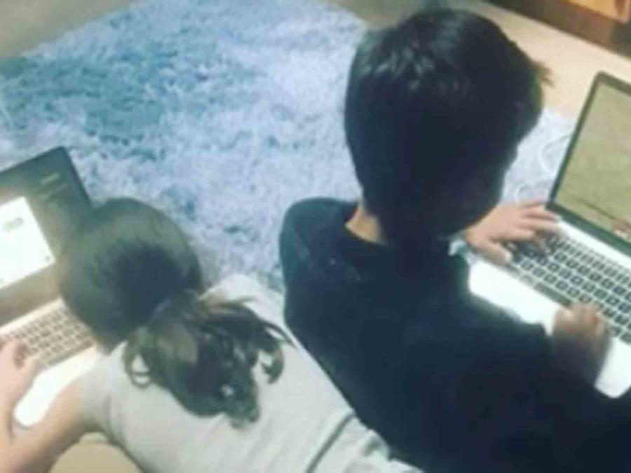 Max y Emme, los mellizos de Jennifer Lopez