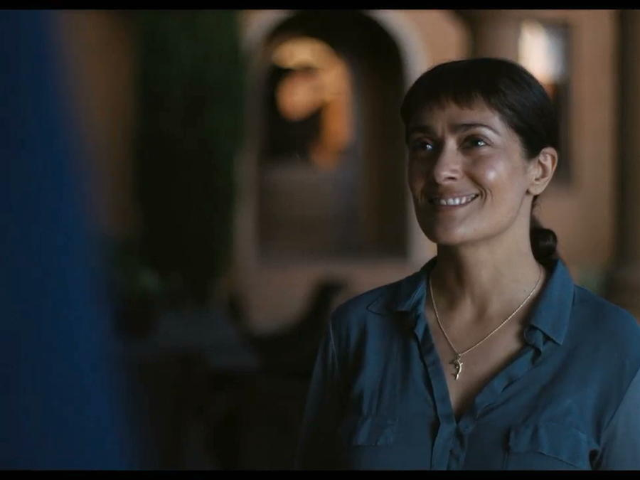 """Beatriz at Dinner"" con Salma Hayek"