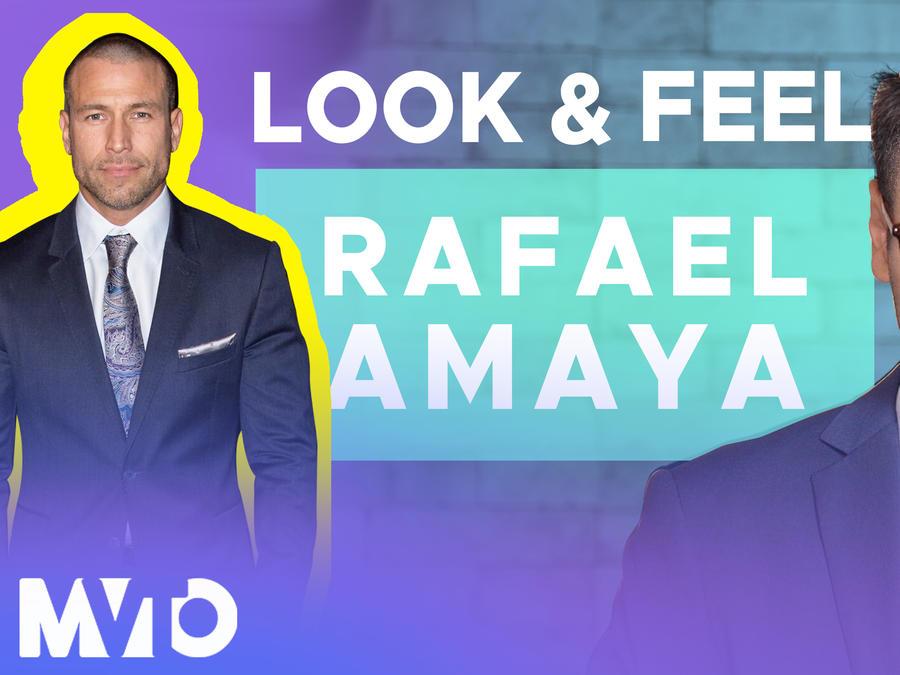 Rafael Amaya Look & Feel