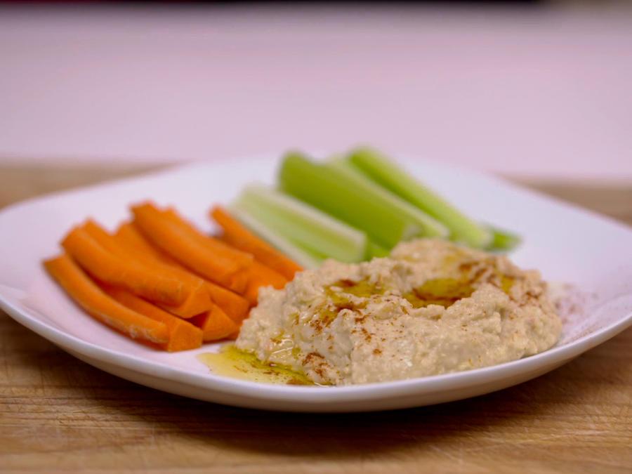 Hummus casero