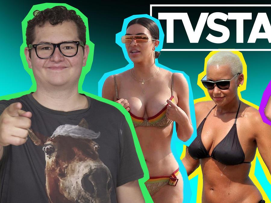 Famosas en bikini, TV Stalk