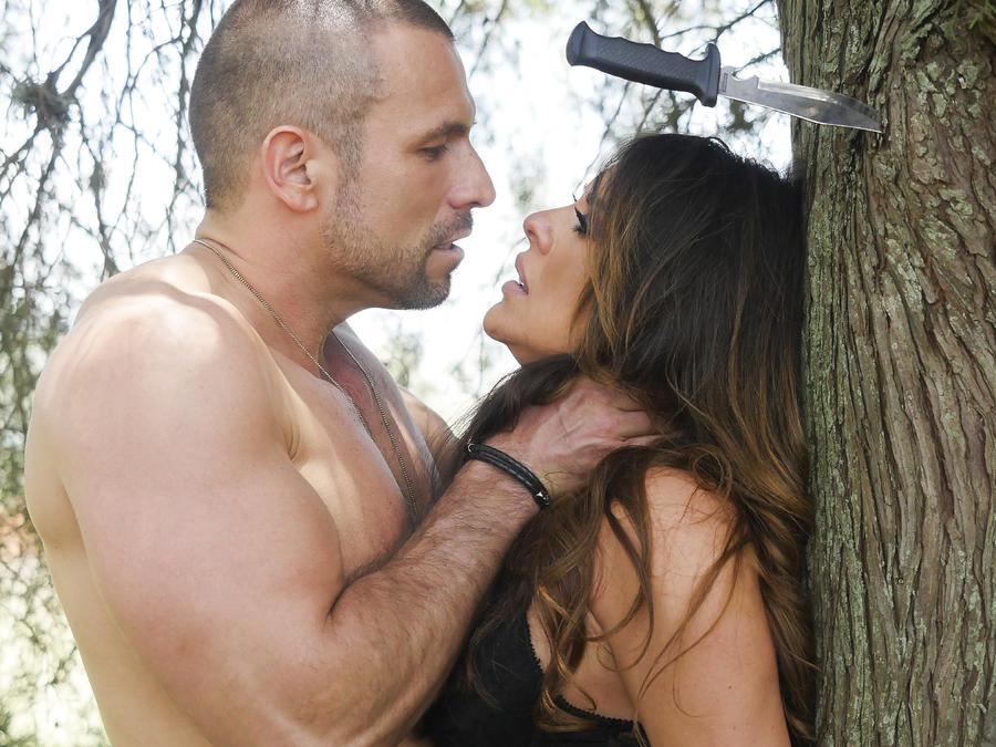 Rafael Amaya y Vanessa Villela en El Señor de los Cielos