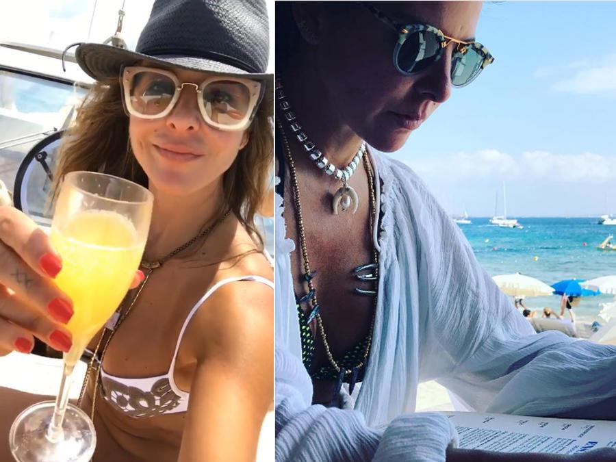 Kate del Castillo en bikini