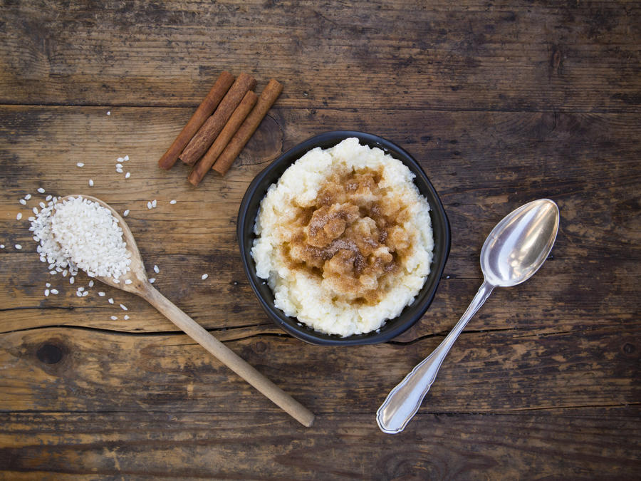 Rice Pudding Dulce de Leche Parfait Recipe