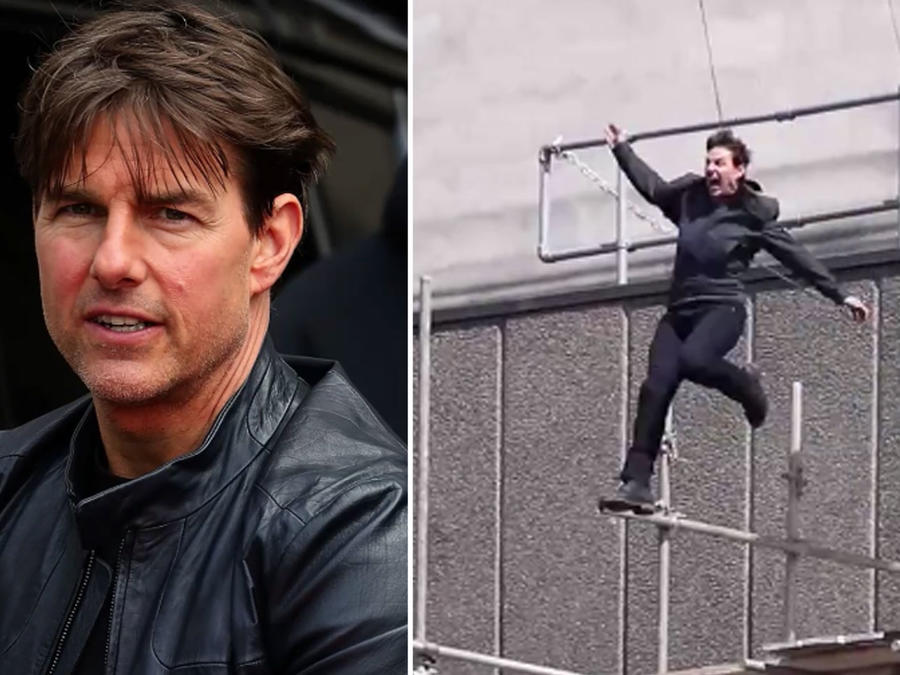 Collage Tom Cruise