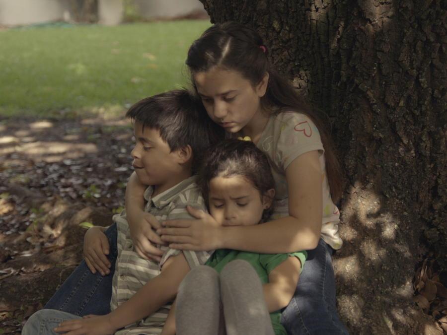 Dariana Fustes en Mariposa de Barrio