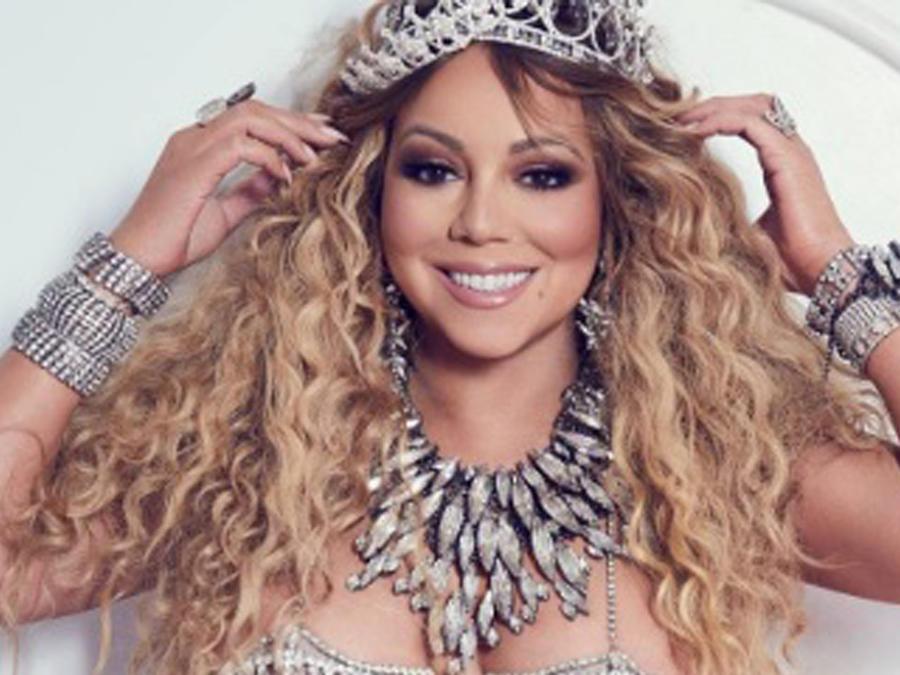 Mariah Carey en Paper Magazine