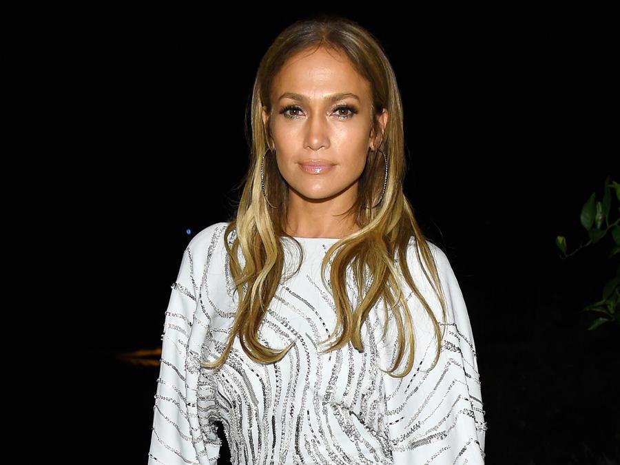 Jennifer Lopez en Apollo in the Hamptons 2017