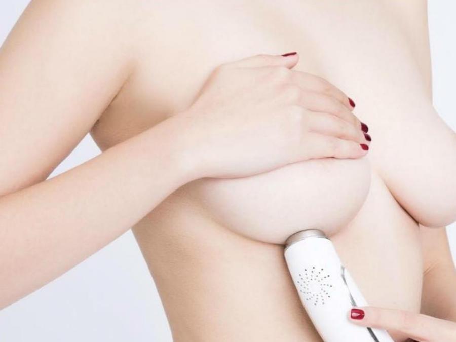 Dispositivo para detectar cáncer de seno