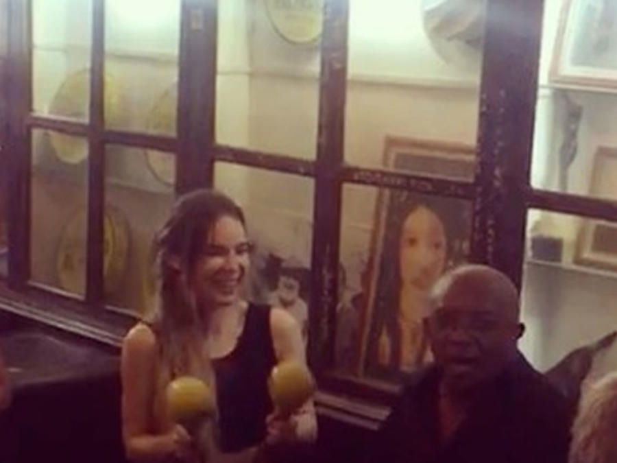 Critican a Belinda por este video que grabó en Cuba (VIDEO)