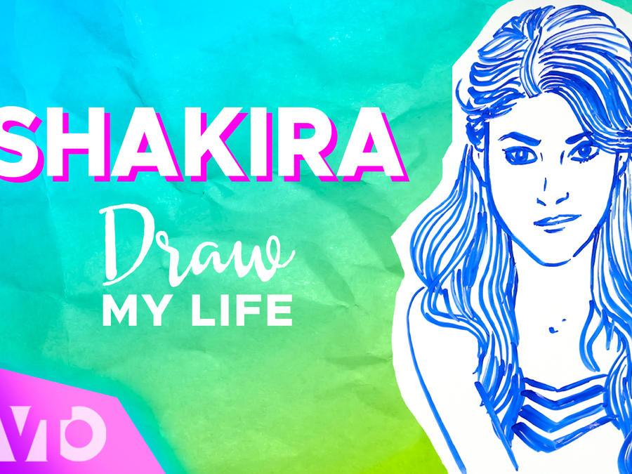 Draw My Life: Shakira