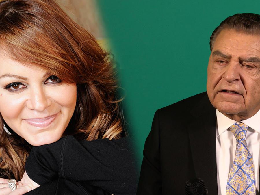 Don Francisco; Jenni Rivera