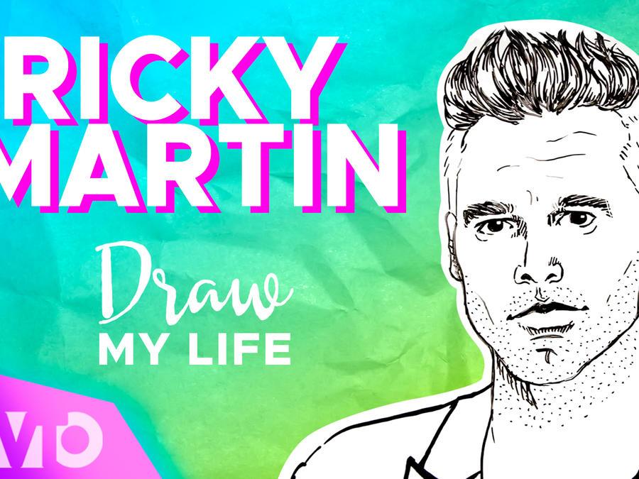 Draw My Life: Ricky Martin