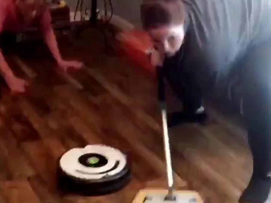 El curling ha desatado una fiebre muy divertida