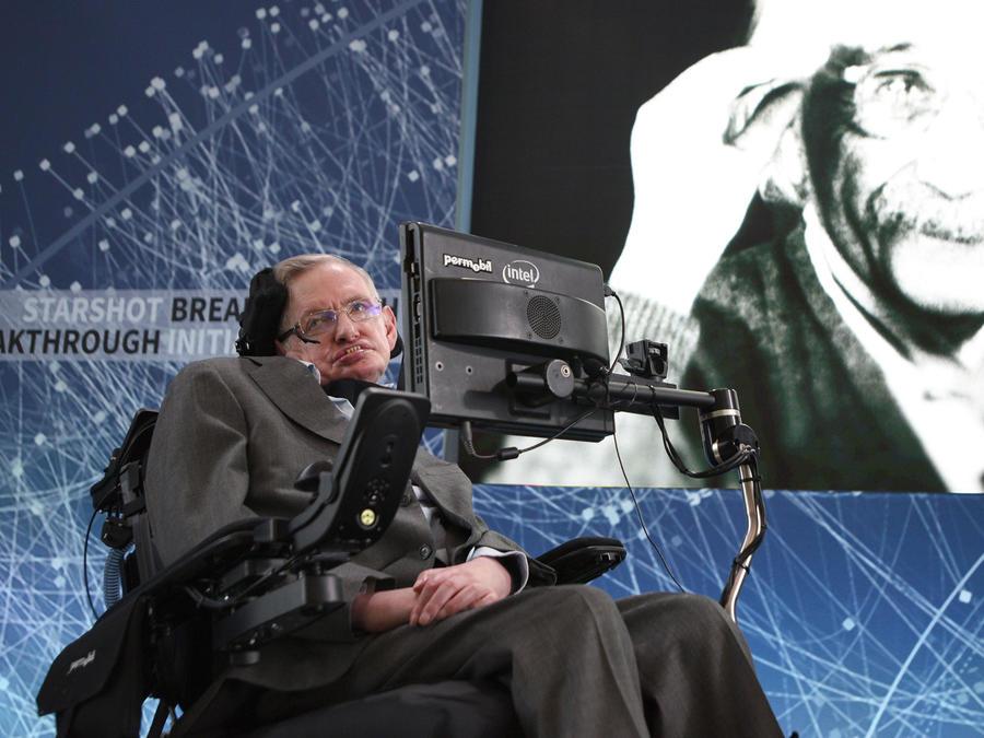 10 célebres frases del físico Stephen Hawking